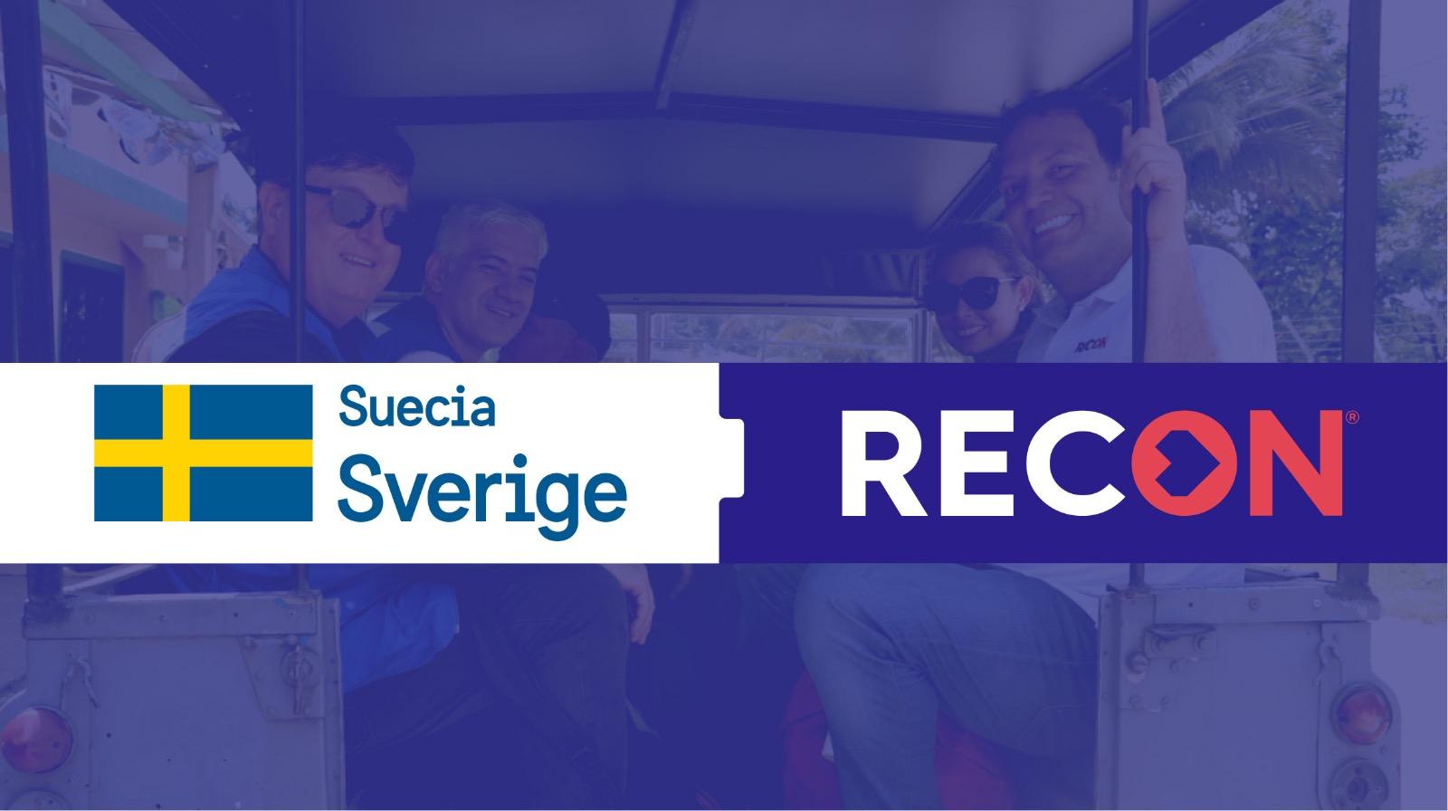 Recon Y Suecia Firman Acuerdo Para El Fortaleciendo Del Emprendimiento Social Como Herramienta Para El Desarrollo Sostenible Y La Construcción De Paz En Colombia Recon Recon