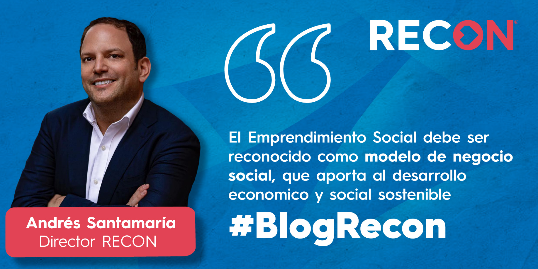 Blog Recon Andrés Santamaría
