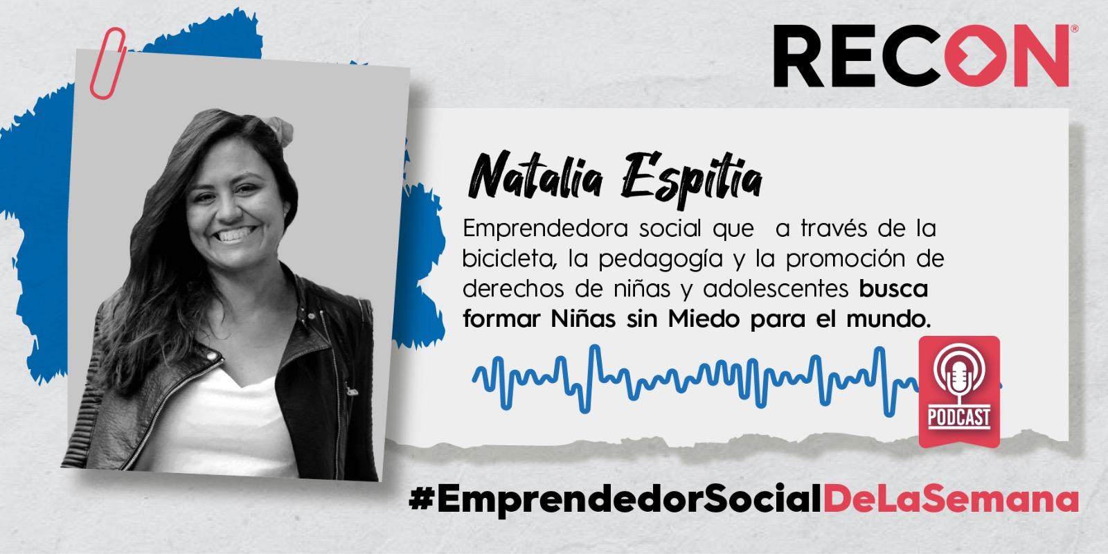 Emprendedora social de la semana